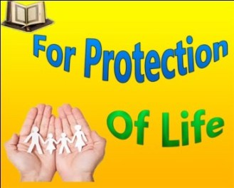Taweez for protection of life