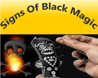 100% cure of black magic
