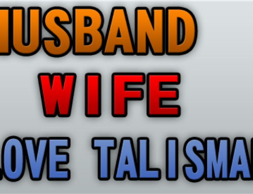 Husband Wife Love Talisman
