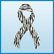 Carcinoid cancer ribbon color