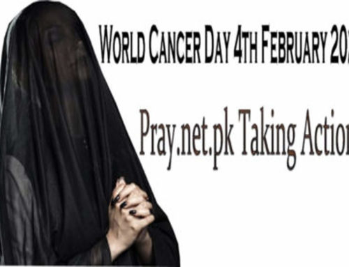 World Cancer Day Prayer 2020