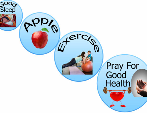 Pray For Good Health