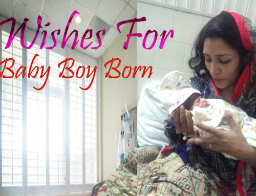 Wishes For Baby Boy Born