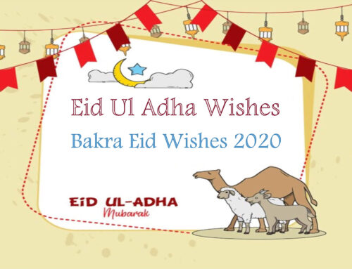Eid Ul Adha Wishes – Eid Greetings and Messages 2020